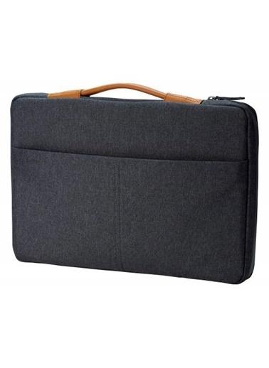 HP HP Envy 3KJ70AA Urban 15.6'' Sleeve Gri Notebook Çantası Renkli